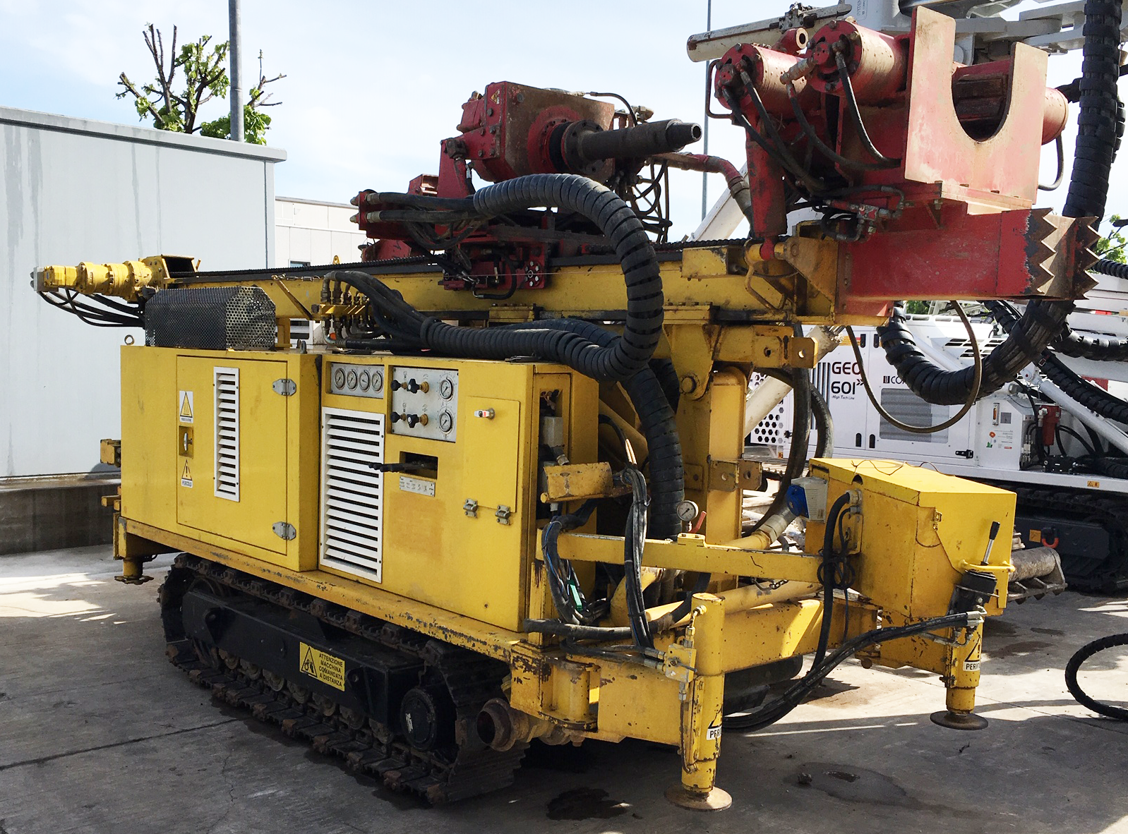 MASSENZA Drilling Rig_immagine